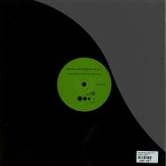 Back View : Dino Sabatini & Giorgio Gigli - SONS OF POSEIDON EP - Outis Music / outis003