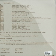 Back View : Boris Hegenbart & 19 Artists - INSTRUMENTARIUM (2X12 LP) - Staubgold Analog 13 / 972661