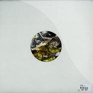 Back View : Oscar Ozz - HURRICANE / TO BE - Ozz / Ozz008