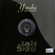 Back View : Vince Watson - EMINESENCE - Yoruba Records / YSD68