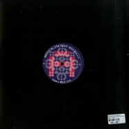 Back View : Benno Blome Feat Big Bully - MOVING FREE (INCL RHADOW & TRIPMASTAZ RMXS) - Artreform / ARR017