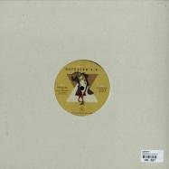 Back View : Echonomist - DEFEATED E.P. - Memento Records / MEMENTO026