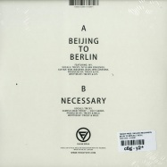 Back View : Tricky pres. Skilled Mechanics - BEIJING TO BERLIN (7 INCH) - False Idols / K7328EP1 / 118287