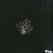 Back View : Chris BC - BARELY DEAD (VINYL ONLY / 140G) - Ipsum / IPSUM004