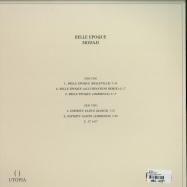 Back View : Modaji - BELLE EPOQUE - Utopia Records / UTA002