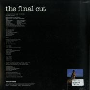 Back View : Pink Floyd - THE FINAL CUT (180G LP) - Pink Floyd Music / PFRLP12 (2838659)