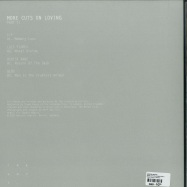 Back View : Various Artists - MORE CUTS ON LOVING PART II - Ressort Imprint / RSI010.2