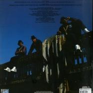 Back View : Run DMC - TOUGHER THAN LEATHER (180G LP + MP3) - Sony Music / 889854382513