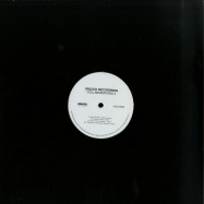 Back View : Various Artists - COLLABORATIONS 4 (2X12 INCH / VINYL ONLY) - Unlock Recordings / UNLOCK008