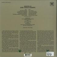 Back View : Bob Dylan - JOHN WESLEY HARDING (LP) - Sony Music / 88985451691