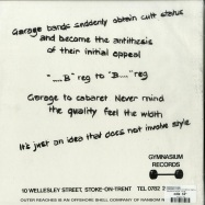 Back View : Garage Class - TERMINAL TOKYO (10 INCH) / INCL JD TWITCH EDIT - Gymnasium Records / OUT#1