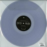 Back View : Zoe Mc Pherson - STRING FIGURES REMIXES (CLEAR VINYL) - SVS RECORDS / SF01RMX
