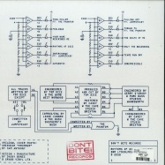 Back View : Tom Dice - RHYTHMS OF DICE (LP) - Dont Bite / DBRLTDEDLP010