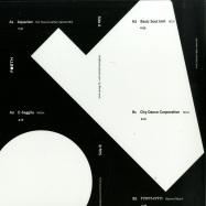 Back View : Aquarian, E-Saggila, Basic Soul Unit - Various Artists Vol. 2 - Forth / FORTH002