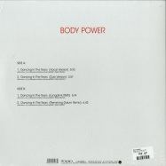Back View : Body Power - DANCING IN THE TEARS - Zyx Music / MAXI 1022-12
