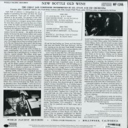 Back View : Gil Evans - NEW BOTTLE OLD WINE (LP) - Blue Note / 7728089