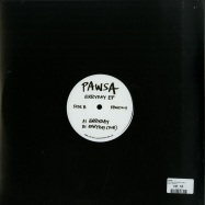 Back View : Pawsa - ERRYDAY EP (VINYL ONLY) - PAWZ / PAWZ014