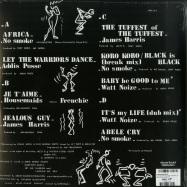 Back View : Various Artists - THE TUFFEST OF THE TUFFEST (2LP) - Warriors Dance  / WAFLP2