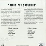 Back View : The Supremes - MEET THE SUPREMES (LP) - Wax Love / 00126725