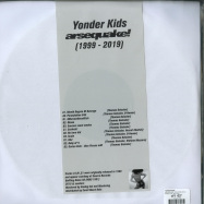 Back View : Yonder Kids - ARSEQUAKE 1999-2009 (2X12) - Baffling Noise / NOIZ-1901