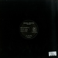 Back View : Various Artists - CIRCLE MOVEMENT EP - Criminal Practice / CRIME001
