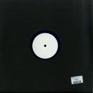 Back View : Unknown - THE DANCE EP (BLUE VINYL) - Vibez 93 / VIBEZ93002