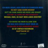Back View : Tocotronic - NACH DER VERLORENEN ZEIT (2LP REISSUE) - Buback / 05905411