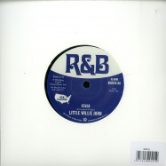 Back View : Joe Tex / Little Willie John - PNEUMONIA / FEVER (7 INCH) - Outta Sight / RSV076