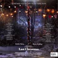 Back View : George Michael & Wham! - LAST CHRISTMAS O.S.T. (2LP) - Sony / 19075978831