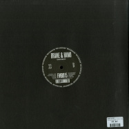 Back View : Brame & Hamo - WAVES REACH (INC PRIVATE PRESS / VOISKI REMIXES) - Feel My Bicep / FMB015