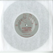 Back View : Motoko & Myers - PLOVER / WHIMBREL (7 INCH) - Future Times / FT 052