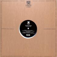 Back View : Various Artists - SHURIKEN VOL.4 (COLOURED VINYL) - Shogun Audio / SHA162