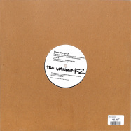 Back View : Thatmanmonkz - THEM THANGS EP - Shadeleaf Music / TMMRMX01
