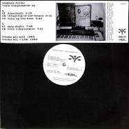 Back View : Siegmar Fricke - TIME COMPRESSION EP - INFOLINE / ILG005