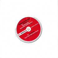 Back View : Kameelah Waheed - HOLDING ON EP (7 INCH) - Ramrock Red Records / RRR011