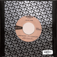 Back View : Jim Spencer & Angie Jaree - WRAP MYSELF UP IN YOUR LOVE (7 INCH) - Numero Group / ES-071