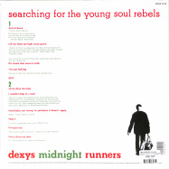 Back View : Dexys Midnight Runners - SEARCHING FOR THE YOUNG SOUL REBELS (LTD RED 180G LP)) - Parlophone / 9029519531