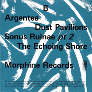 Back View : Marta De Pascalis - SONUS RUINAE - Morphine / Doser 039