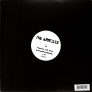 Back View : The Imbeciles - ONE HAND TOMMY REMIXES (DJ TENNIS DANNY DAZE MARK BROOM SUZANNE KRAFT DUNCAN FORBES) - The Imbeciles / IMB12004