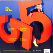 Back View : Ina Müller - 55 (LTD COLOURED 2LP PHOTO-BOOK) - Columbia / 19439814001