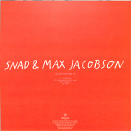 Back View : Max Jacobson, Snad - JALUCINATIONS EP - Aeternum Music / AEM014