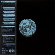 Back View : DJ Aquatraxx - VIRTUAL SCI-FI EP - Distrito 91 / D91002