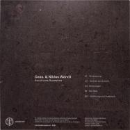 Back View : Cass. & Niklas Wandt - ESCULTURAS RUPESTRES - candomble / CNDMBLE007