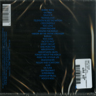Back View : Daft Punk - ALIVE 2007 (CD) - Parlophone Label Group (plg) / 509995098412