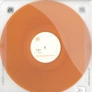 Back View : E.B.E. - GROUNDED EP (ORANGE COLOURED VINYL) - Plastic City / Plax0536