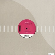Back View : Xtrak (aka Todd Sines) - BACK UP - Yore Records / YRE001