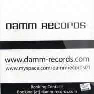 Back View : Alex Schenk - TAM TAM EP (INCL. BJOERN STOLPMANN RMX) - Damm Records / Damm008