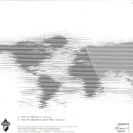 Back View : Format B - DOG TAG / SEBASTIEN LEGER RMX - Formatik / FMK004