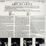Back View : Art Blakey - A MESSAGE FROM BLAKEY VOL. 1 (LP) - Heavenly Sweetness / HS038VL