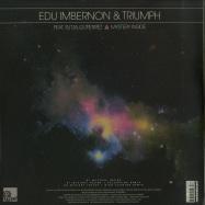 Back View : Edu Imbernon & Triumph feat Sutja Gutier - INK (NIKO SCHWIND, KELLERKIND RMXS) - Stil vor Talent / SVT079